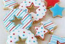 Cookies: Patriotic