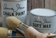DIY ✄ Annie Sloan's Chalk Paint