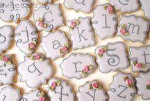 Cookies: Monogram