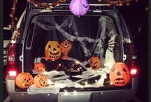 Trunk or Treat / Preschool Fall Festival Trunk or Treat past trunks and inspirations!