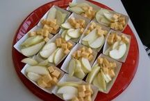 Nut free snack ideas for in class / pvcp preschool snack ideas for in class