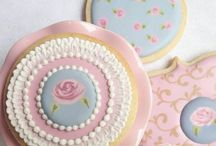 Cookies: Shabby Chic