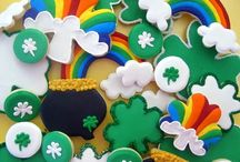 Cookies: St. Patrick's Day