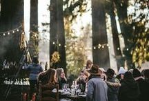 supper club | INSPIRATION / Supper Club Inspiration and Ideas