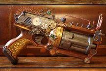 Zbraně + assasin