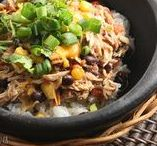 Slowcooker recipes with flavor (and healthy!)