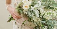 WEDDING | bouquets / organic and whimsical. the most beautiful wedding day bouquets for a modern bride.