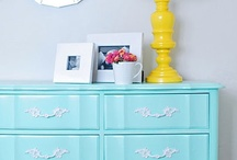 Home Decor / by Kathy Twitchell (The Modern Polkadot)