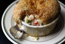 Recipes / Crab Pot Pie. Yes, I said crab pot pie. / by Charlie Jaynes