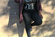My Plus Size Blogger Style / How I play with fashion as a plus size woman.