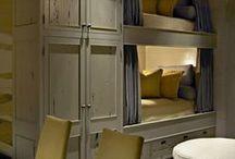 Bunk Beds / by Ann Kenkel Interiors