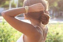Hair & Beauty / Hair, beauty, tricks, tips & styles  / by Tia Scott