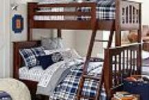 boys room / by Starr Rossi