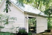 storage shed  / by Starr Rossi