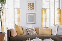 living room / by Starr Rossi