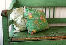 home: furniture / by wilde crafted