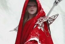 costume/cloak ideas / by Colleen Gould