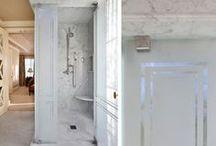 Shower / by Ann Kenkel Interiors