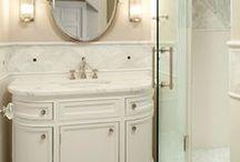 Bath-Craftsman Style / by Ann Kenkel Interiors