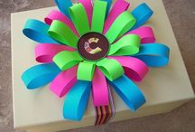 Bow Ideas / Inspiration for making pretty bows