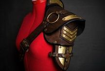 Cosplay DIY/Ideas / Cosplay Tips and Tricks along with Inspirations. / by Leslie Centeno