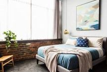 Bedrooms / Bedroom ideas and decor, a little inspiration for your home