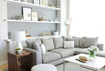 Living Rooms / The space in your home you most probably spend the most time in - the living room, or lounge.