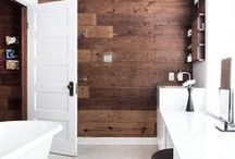 Blissful Bathrooms / Bathroom and ensuites inspiration for your home