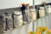 Organisation and Storage / Clever ways to create storage spaces in your home and tips for organisation