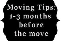 Moving tips... / All ways handy to have a few tips of how to move, just to make it that much easier.