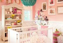 Kids Bedrooms / For all ages, right from babies to early teens, kids bedrooms are super fun.