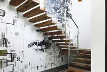 Staircases / Stunning staircases and clever designs