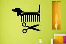 Grooming salon - inspiracje salon groomerski