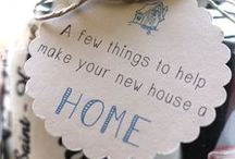 House Warming Gifts / The perfect House Warming Gift for every type of home...