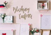 Darling Stationery Stalls / Our darling stationery stalls.