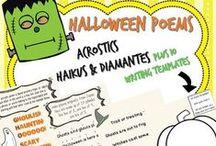 Halloween / Ghosts, Ghouls and Gobblins! Hallowe'en is everywhere!