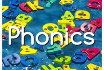 Phonics / Everything related to Phonetic Learning!