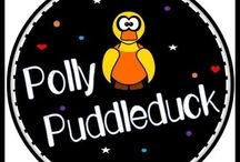 My TES Shop / https://www.tes.com/teaching-resources-shop/PollyPuddleduck