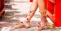 Art of Spring / MIA Shoes Spring 2016 Collection