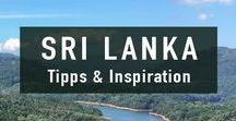 Sri Lanka Reise | Travel Guide / Hier findest du Tipps und Highlights für Sri Lanka  This is a Sri Lanka Travel Guide, things to do and highlights!