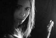 Severine / Book Severine - Black and white