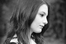Black and white angel / Black and white - HELIANTHE (Toulouse) - taille : 160cm - tour de poitrine : 85cm /C - tour de taille : 60cm - tour de hanche : 82cm - taille vêtements : 34 - couleur des yeux : marron  Edgar Delaiste, Toulouse