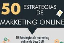 MARKETING / Marketing Digital, Marketing Online, Tips, Estrategias, Guías, Infografias.
