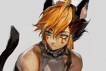 ANIME • DEVIANART ▪ ILUSTRATIONS ✖ / Anime, Manga, Fan Art, Ilustraciones, Wallpaper, Comic, Dibujos, Draw.