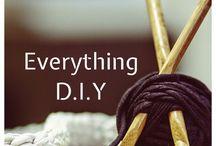 DIY / Everything D.I.Y