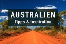 Australien Reise | Tipps & Inspiration / Hier gibts alles für eine Reise nach Australien. Meine Vorbereitung für einen 3-monatigen Roadtrip, Tipps und Artikel mit tollen Bildern aus Australien. Die beste Inspiration!
