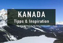 Kanada Reisen | Canada Travel Inspiration / Reisen und Reisetipps für Kanada. Egal ob im Sommer oder Winter.
