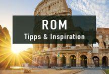 Rom Reisen |Travel Tipps / Die besten Tipps und Inspiration für Reisen nach Rom