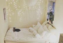 Bedroom / Dreamy ideas for bedroom decoration