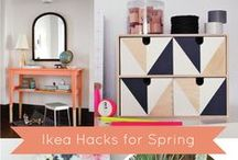 DIY Decor / DIY decor ideas for your home and office.  Tutorials and Ideas that rock! / by Everything Etsy